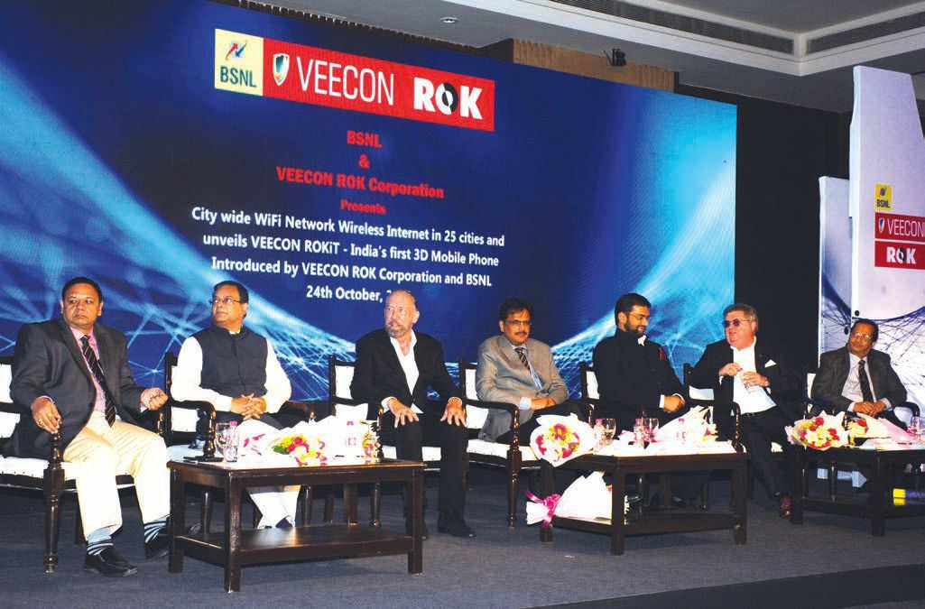 VEECON ROK Ties Up With BSNL
