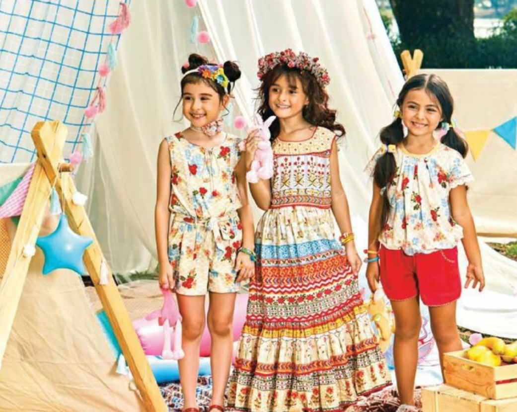 Biba Girls Setting Trends In Ethnic Wear