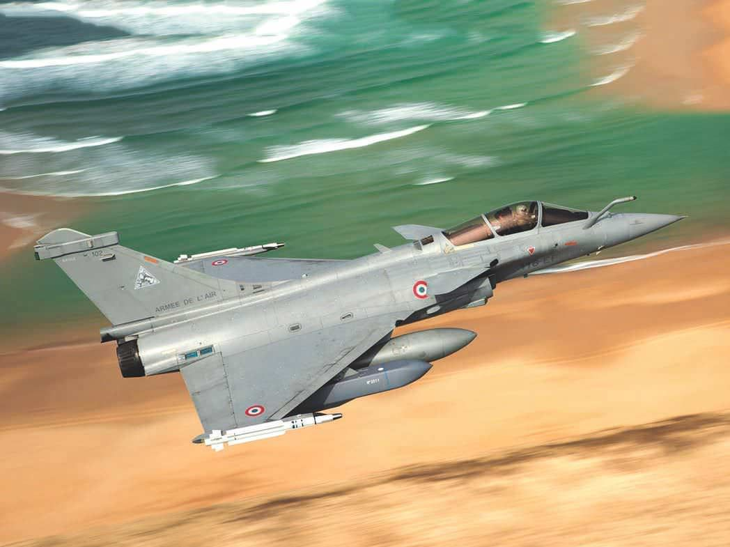 Unfolding The Rafale Riddle