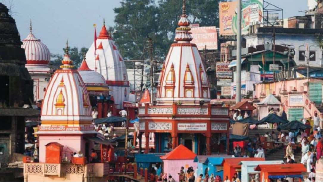 Image result for Haridwar – The Holy Pilgrimage