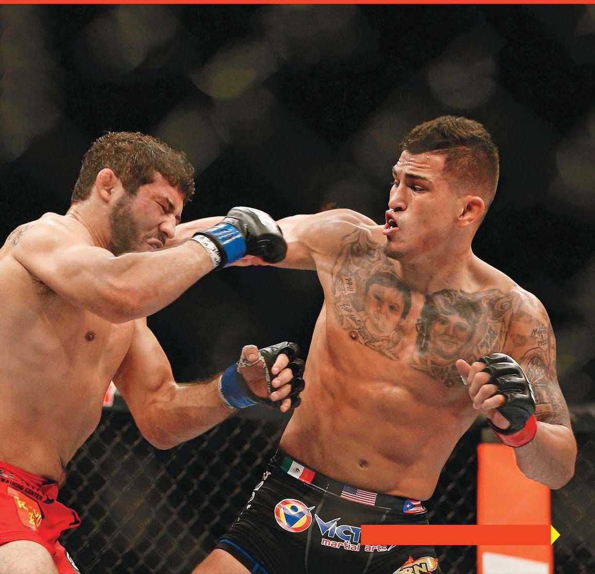 It's Showtime with UFC Superstar Anthony Pettis