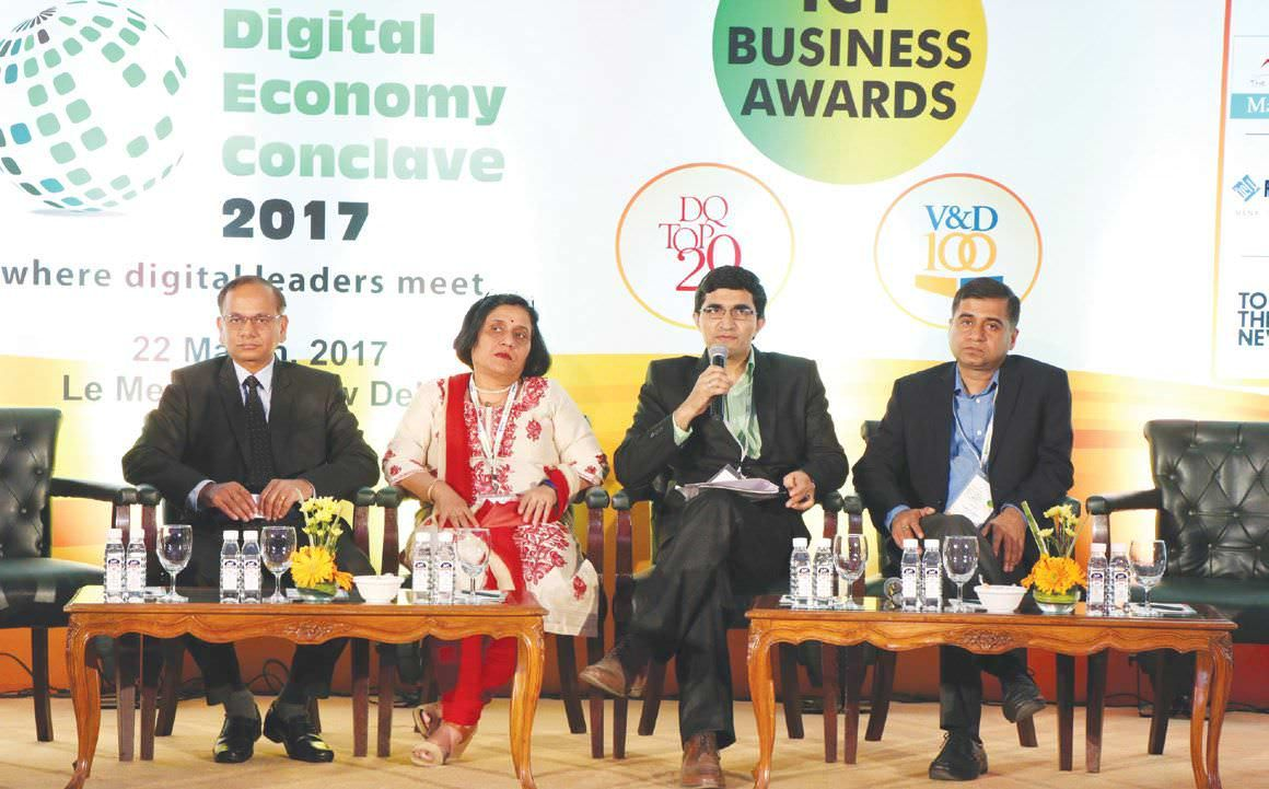 Dq Digital Economy Conclave Drawns More Than 200 Cios