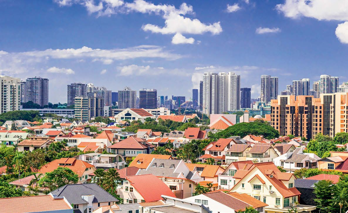 Renting Apartment Singapore Property