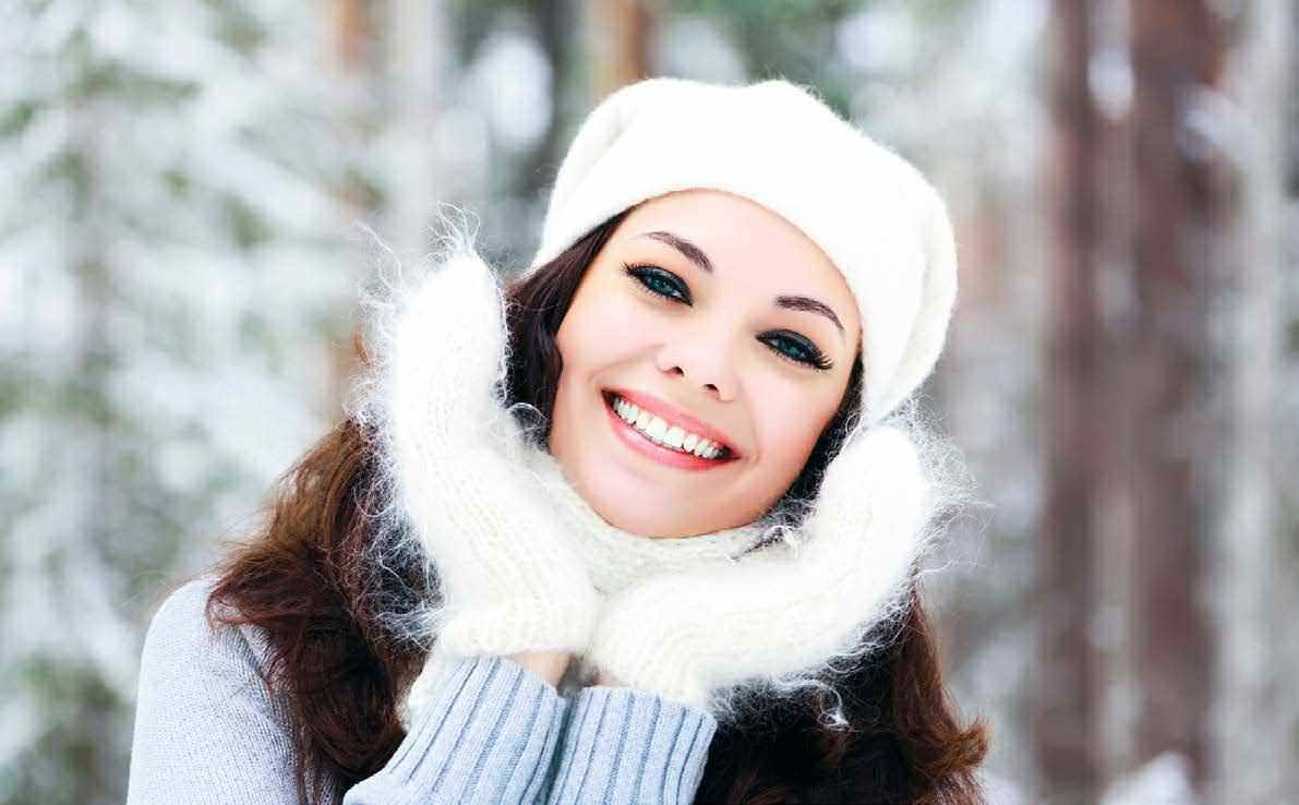 Winter Skincare Dry Skin Beauty