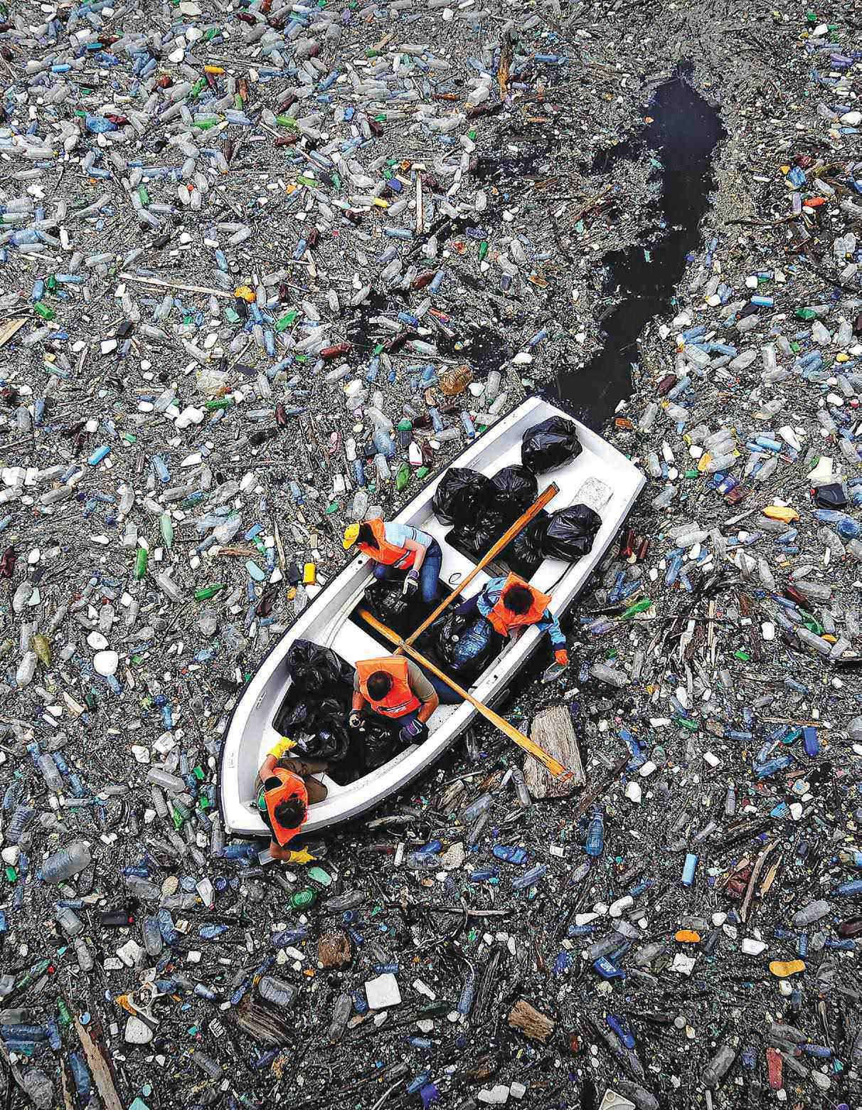 Plastic Ocean Silicon Valley Pollution