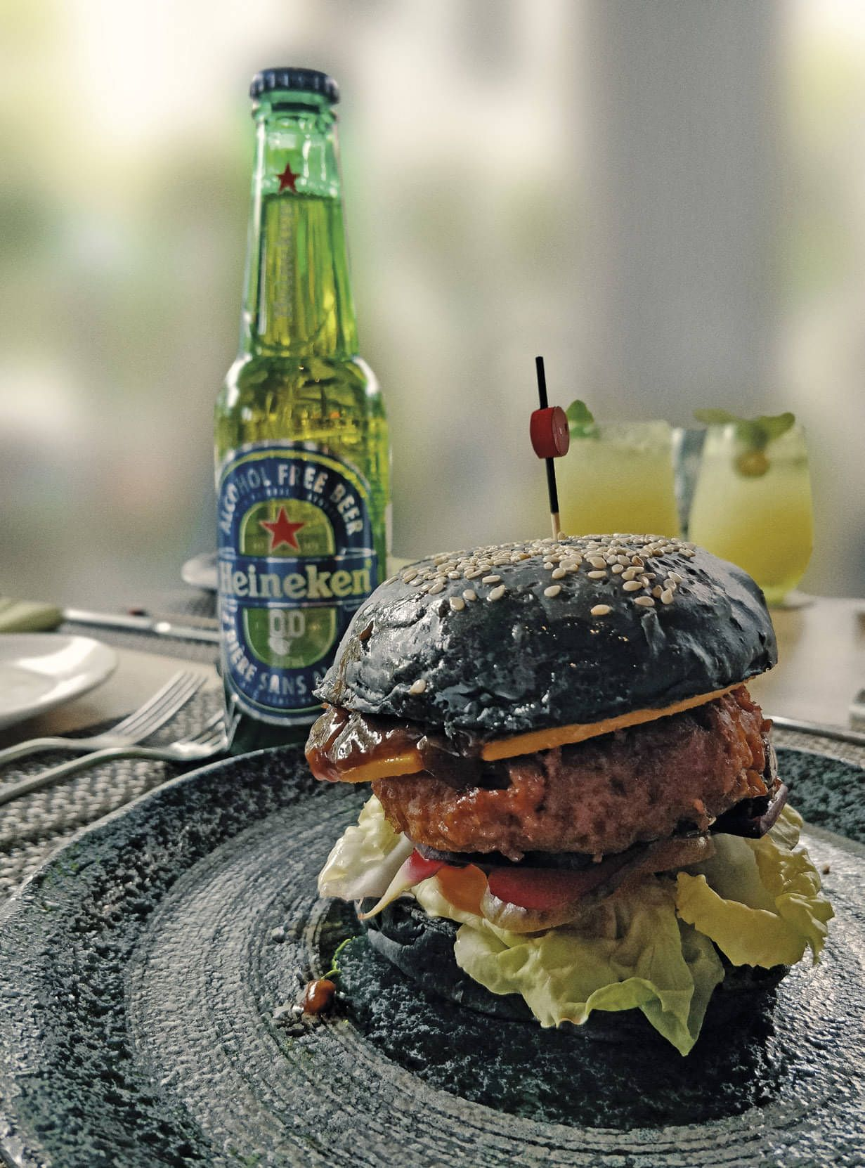 Burgers And Beers For A Guilt-Free Cheat Day