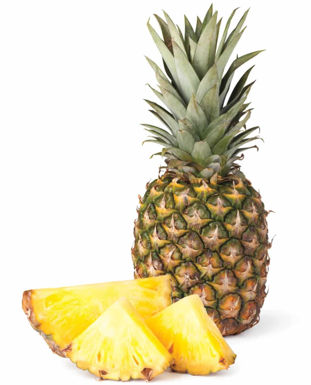 Pineapple vitamin c
