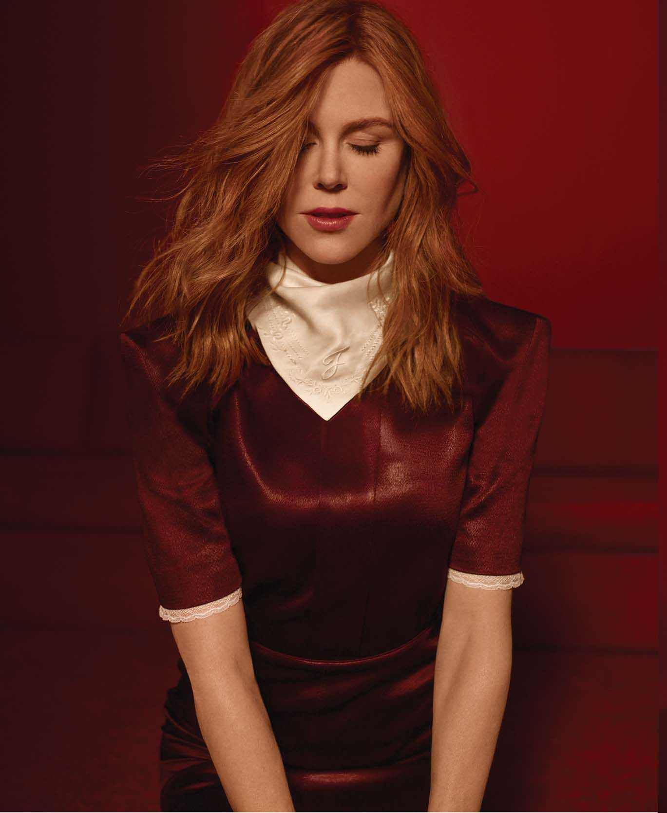 Watch Exclusive: Nicole Kidman talks to Marie Claire video