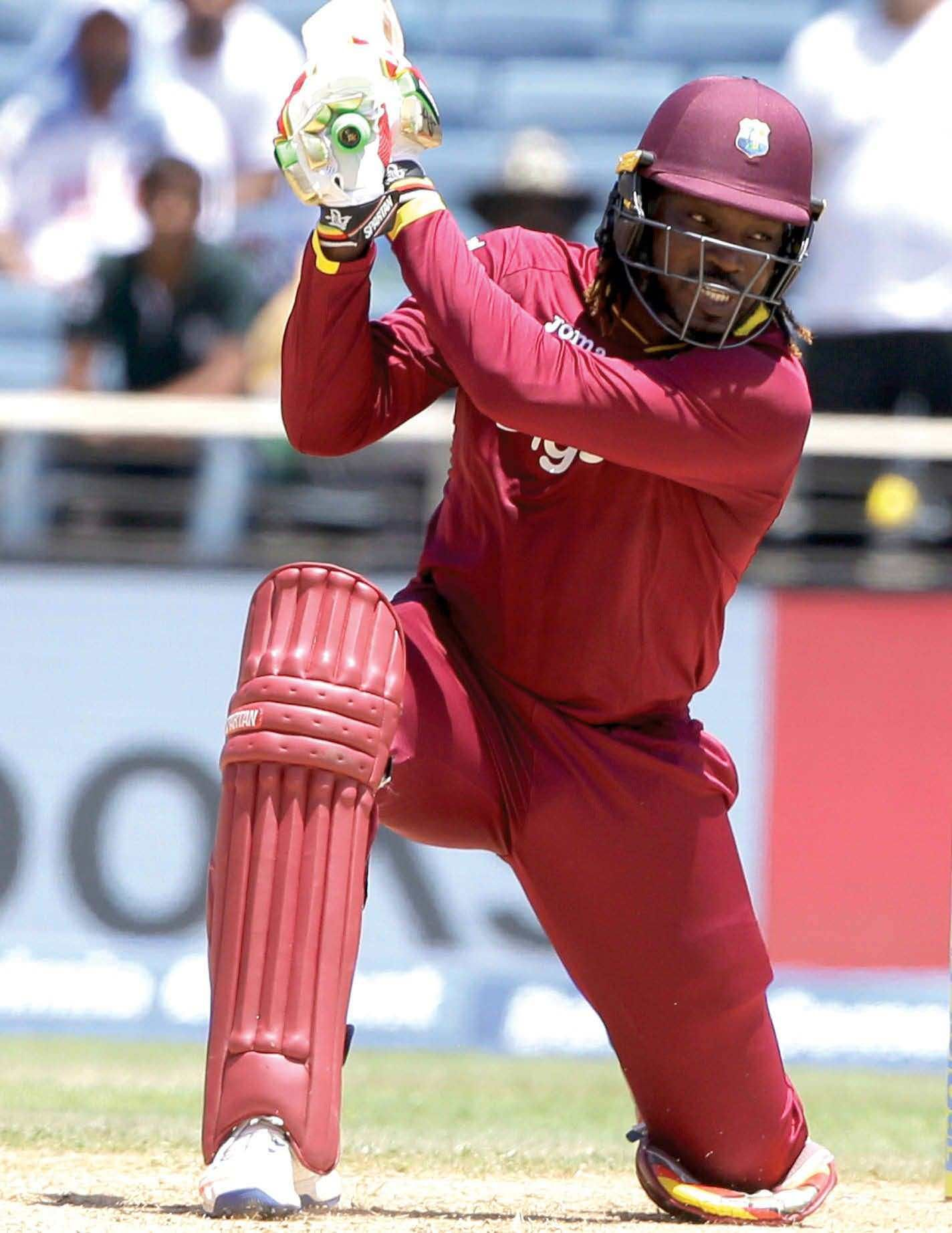 5 Reasons Why Chris Gayle Is The Don Bradman Of T20 Cricket