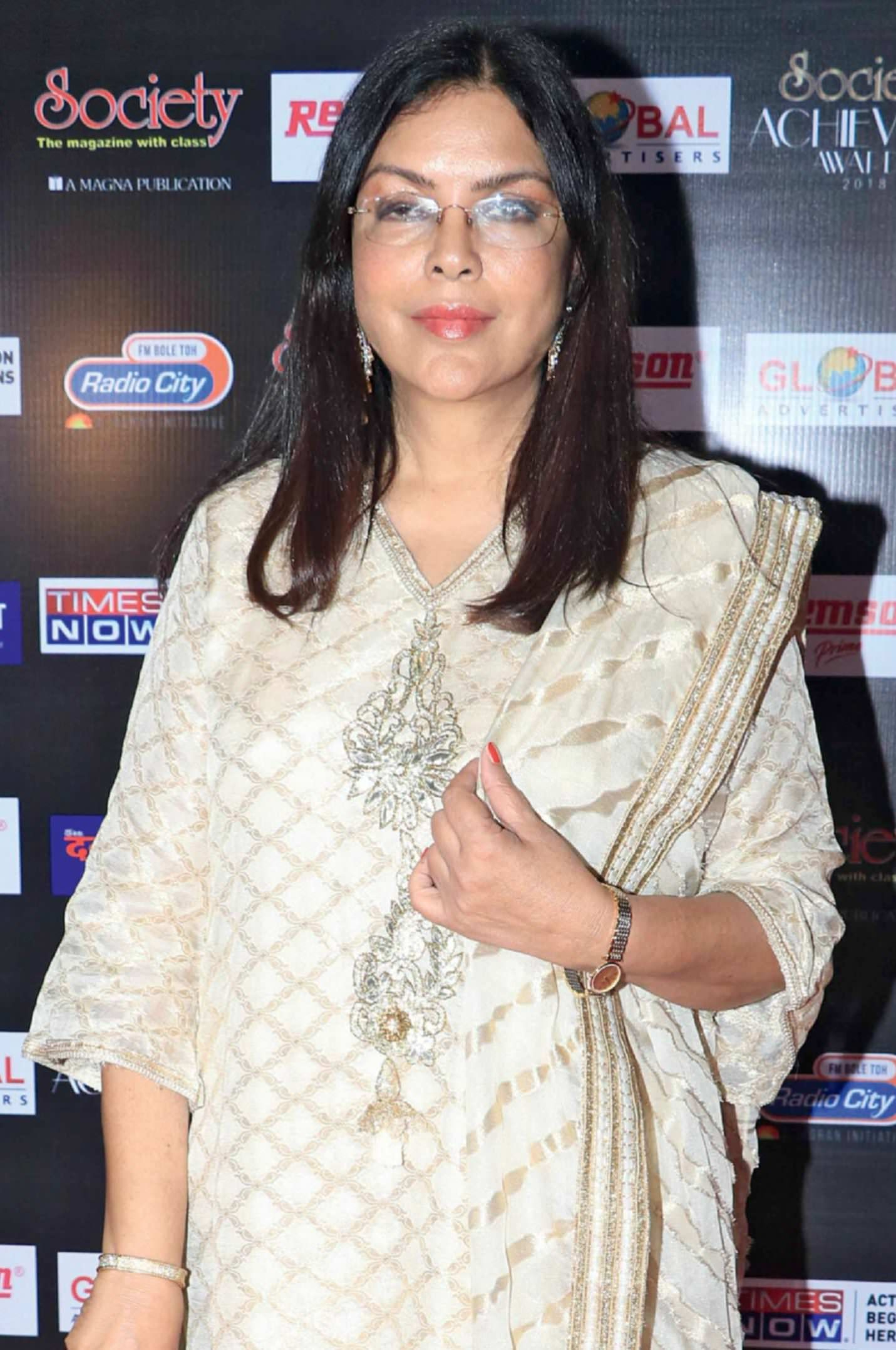 zeenat aman interview