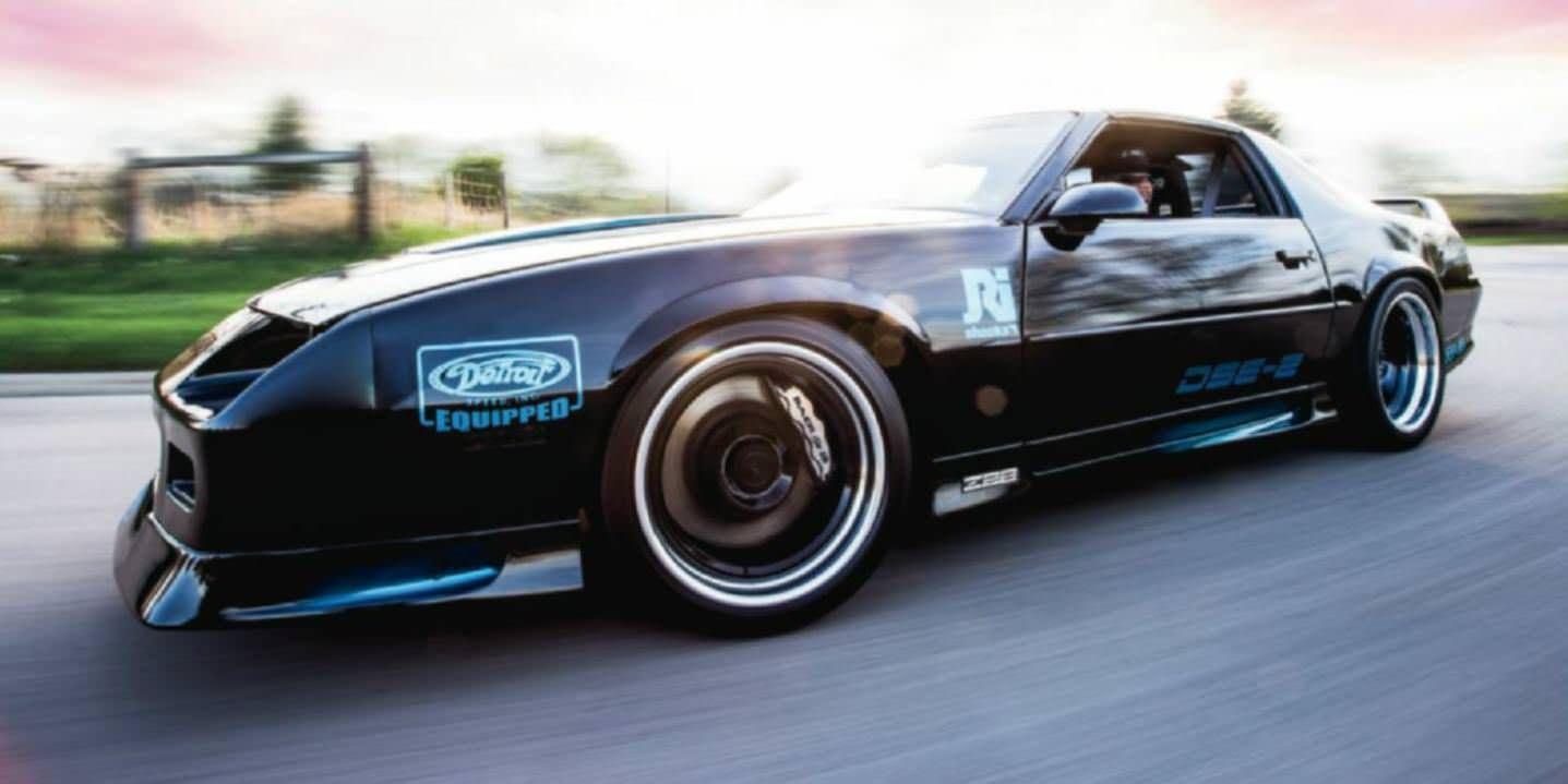 Build A Camaro >> Build A Third Gen Camaro Handler