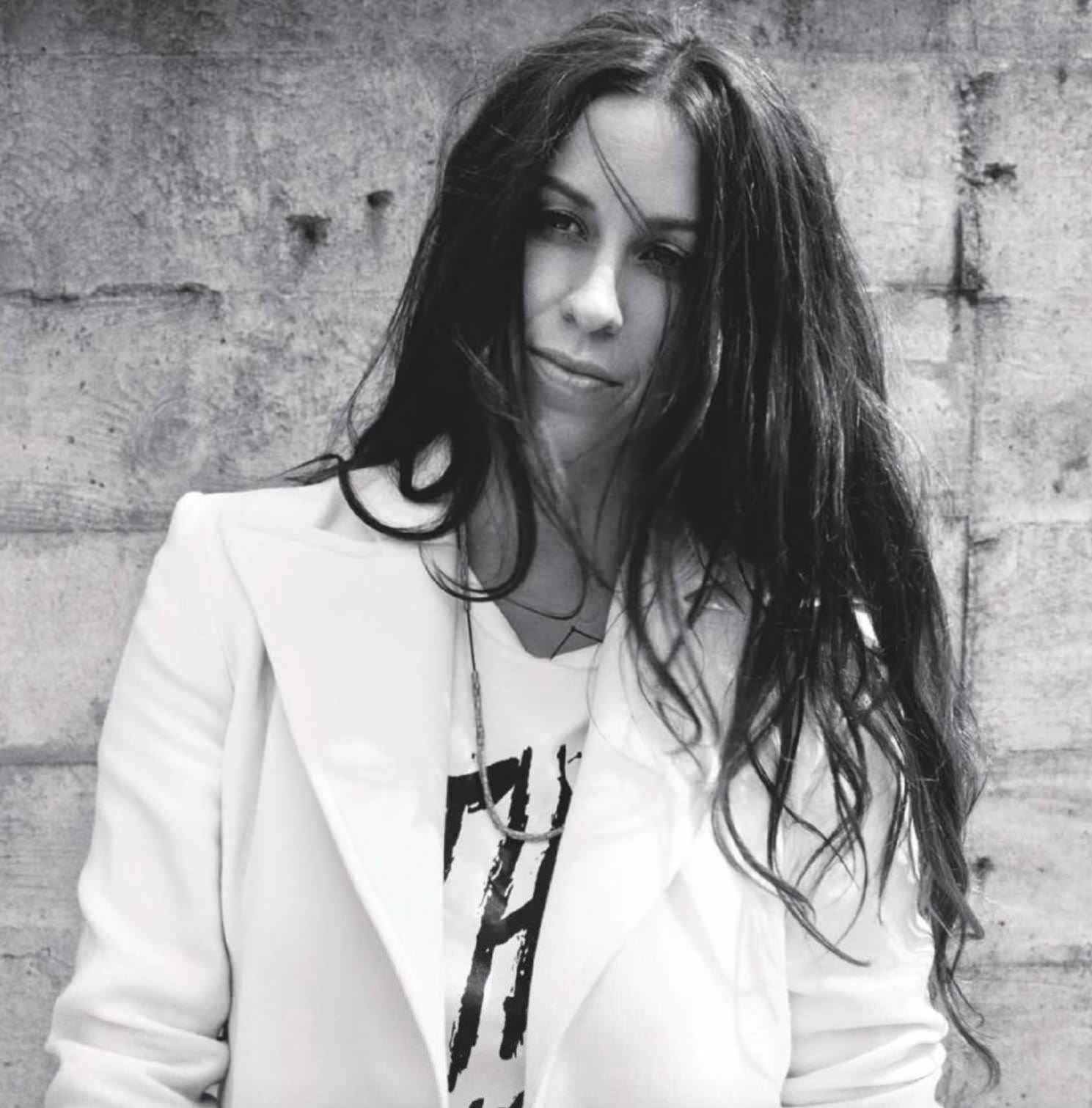 Alanis Morissette: When someone says I'm angry, it's a compliment'
