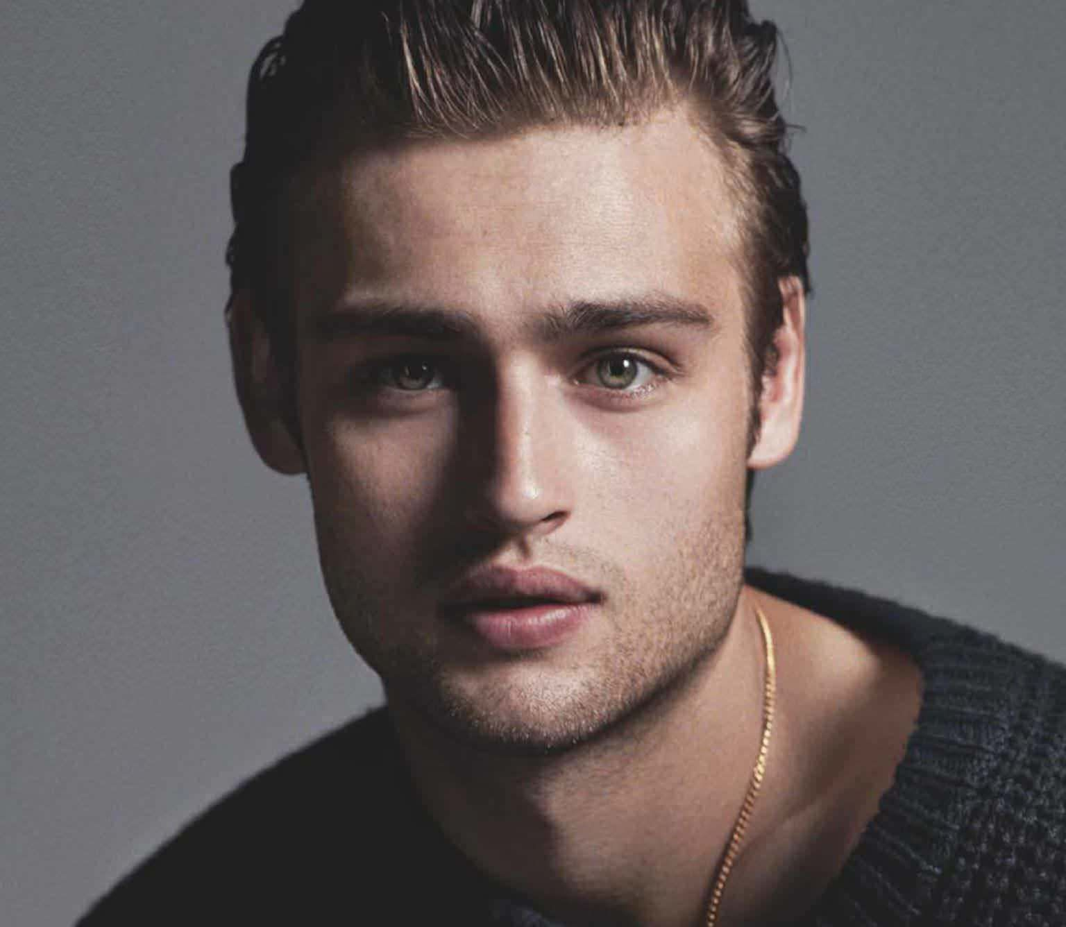 Douglas Booth Isn't Taking Anything For Granted