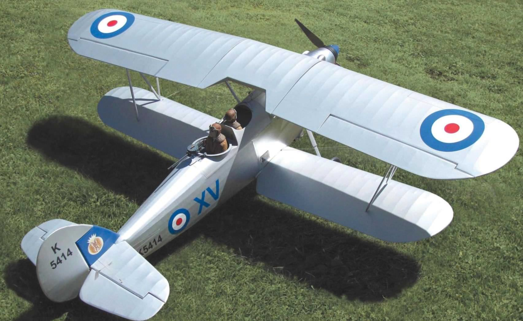 17 Scale Hawker Hind