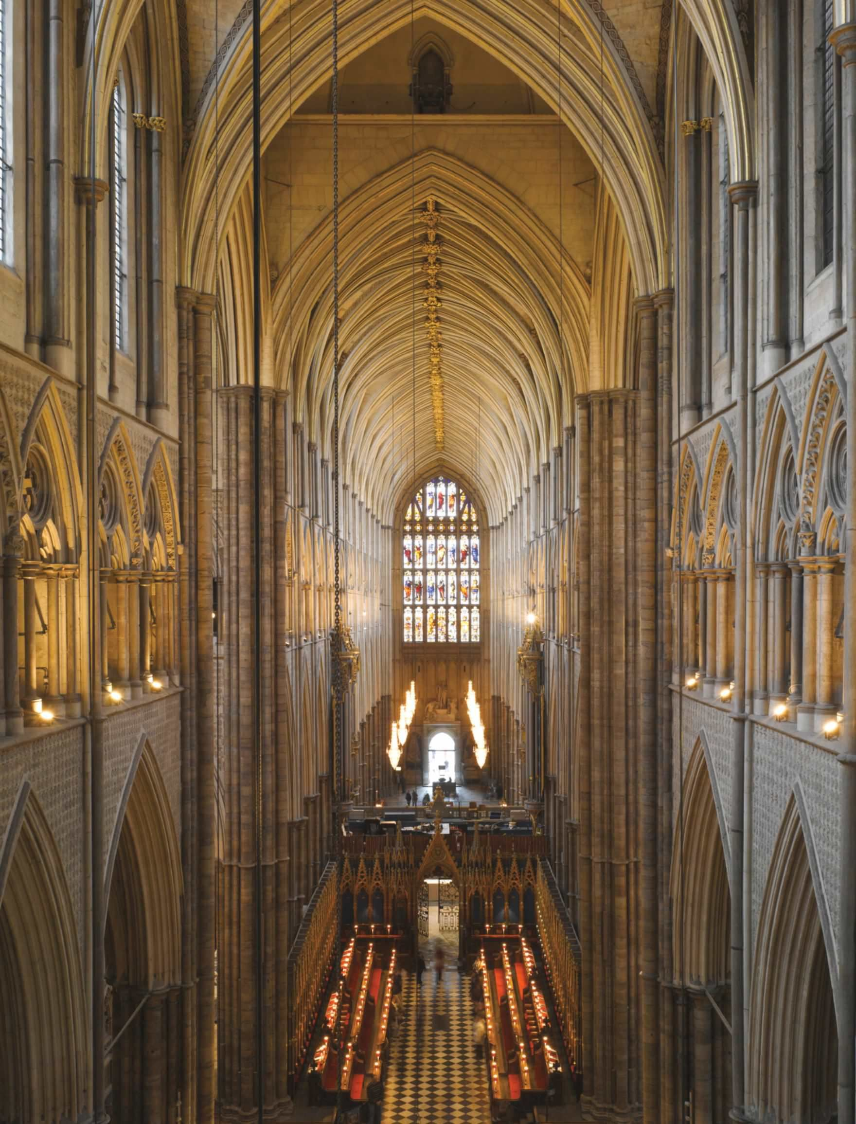 Westminster Abbeys Hidden History