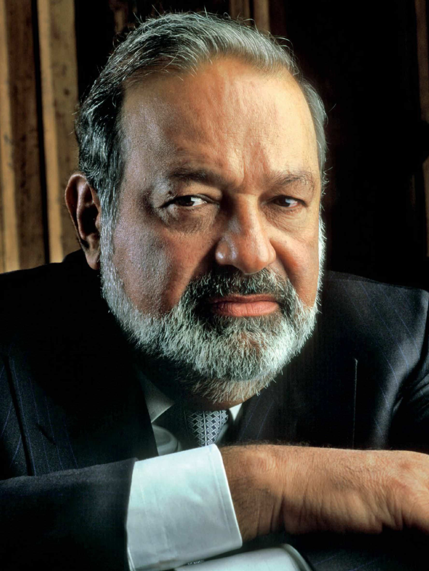 THE LIFE AND TIMES OF CARLOS SLIM