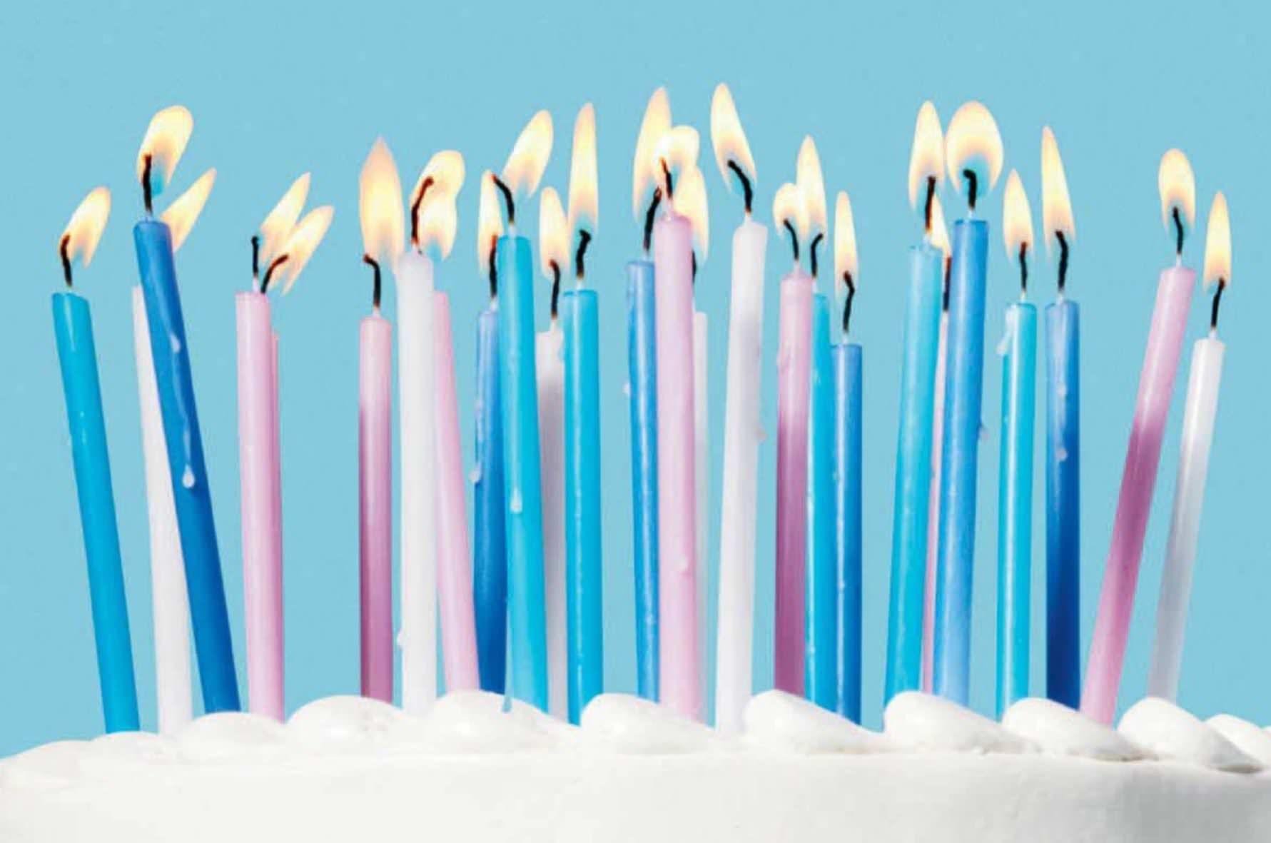 5 reasons to embrace your milestone birthday
