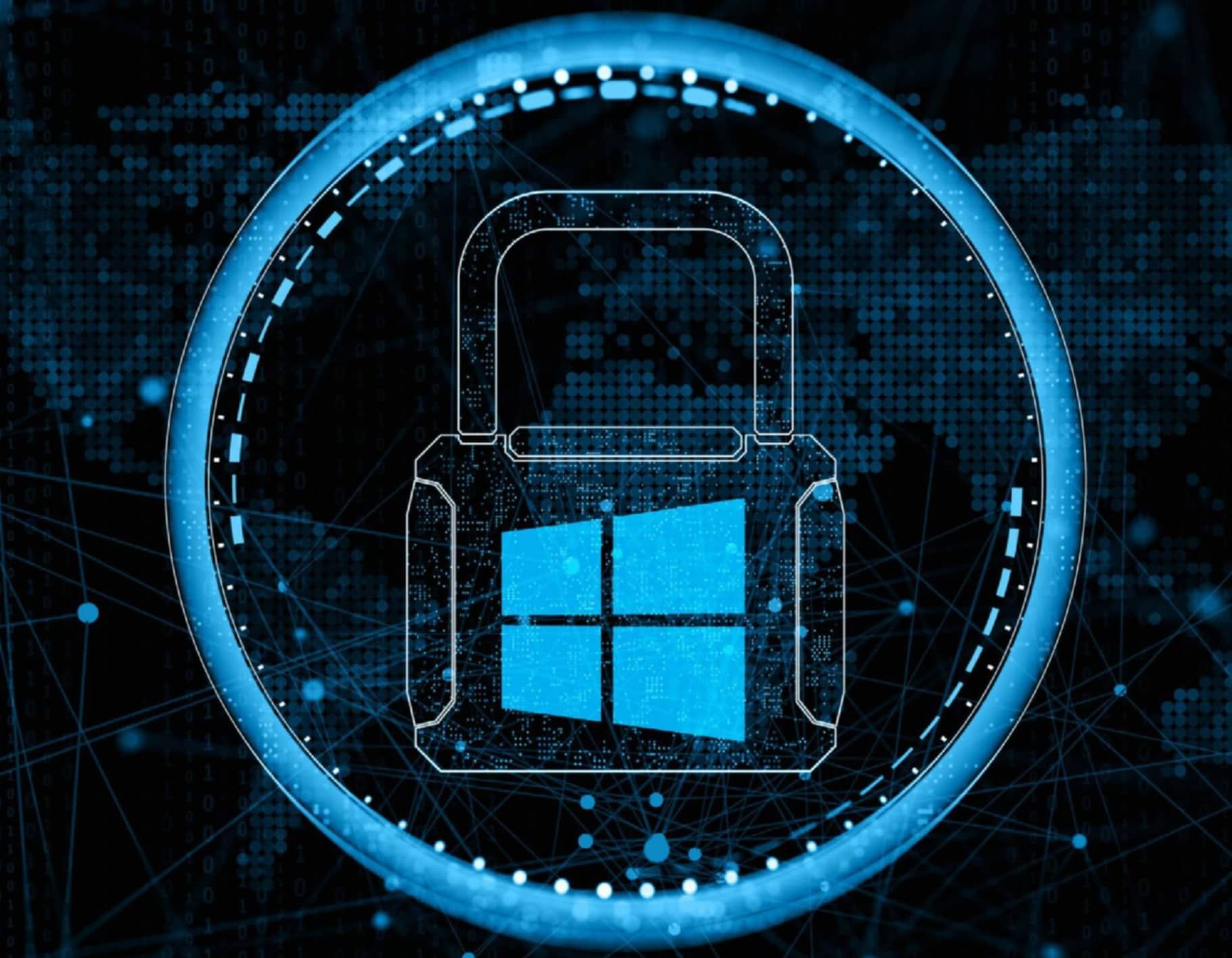 Windows 10 Microsoft Antivirus PC