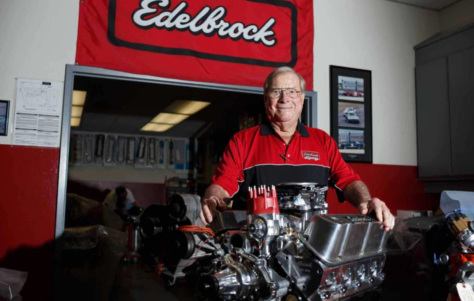 Vic Edelbrock Jr