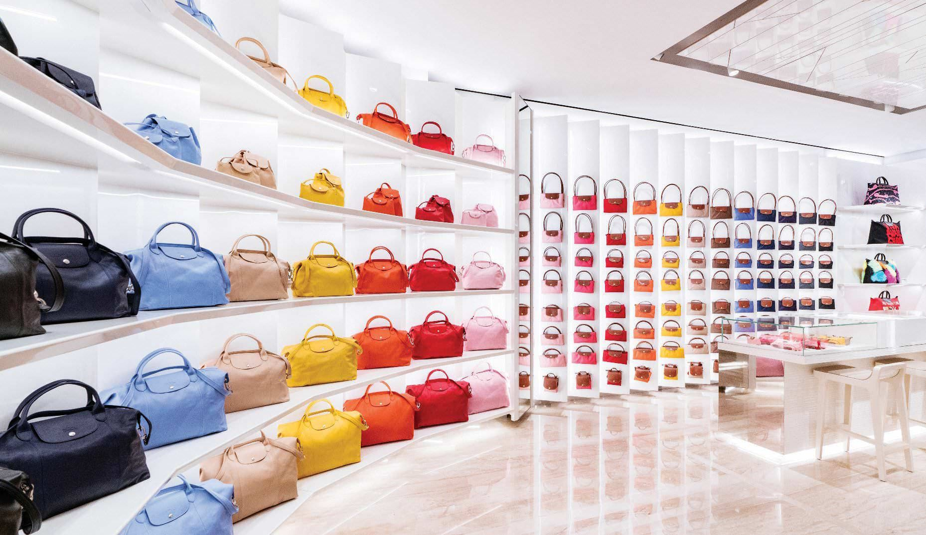 Discover The World Of Longchamp