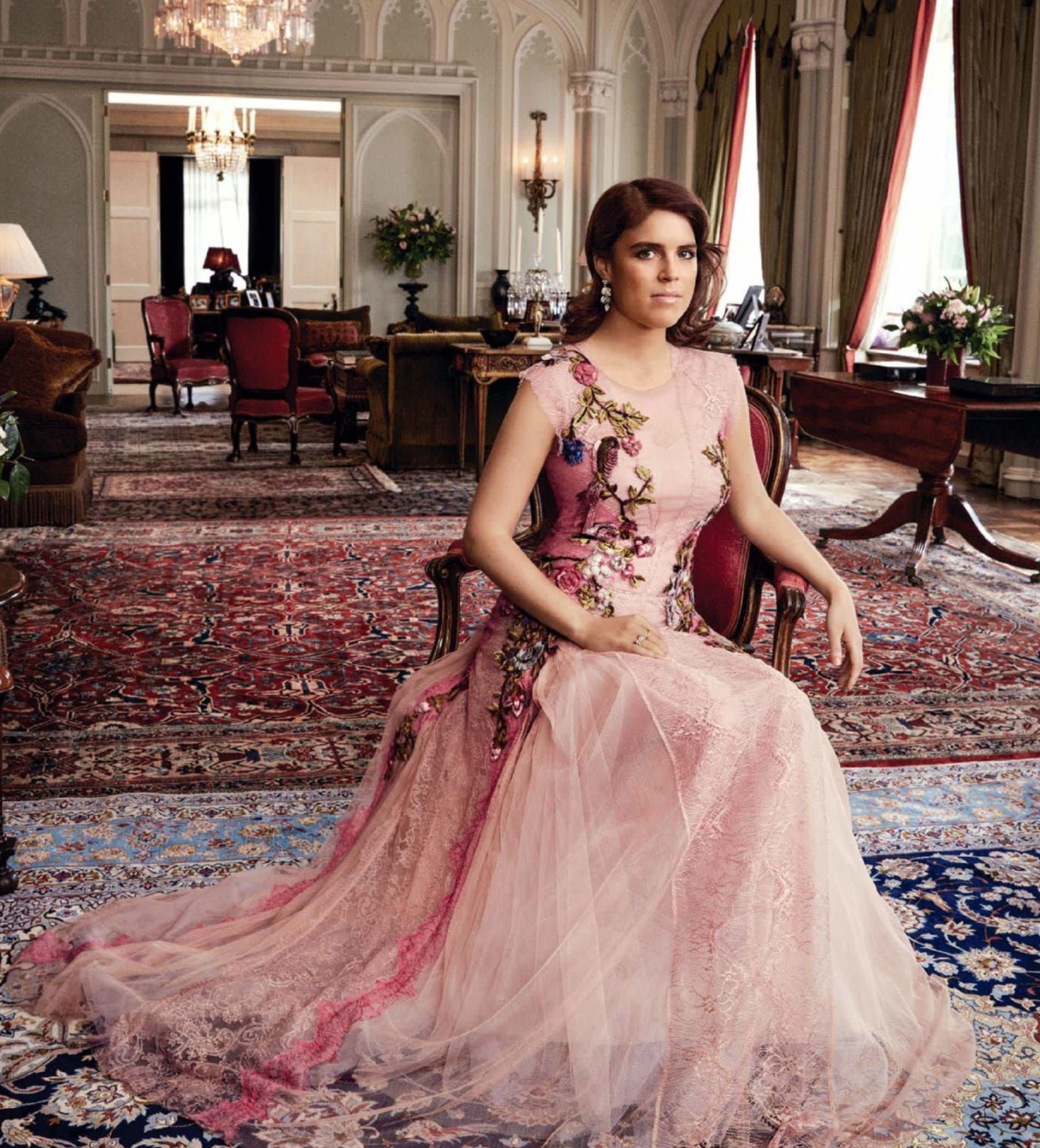 A day in the life Princess Eugenie of York