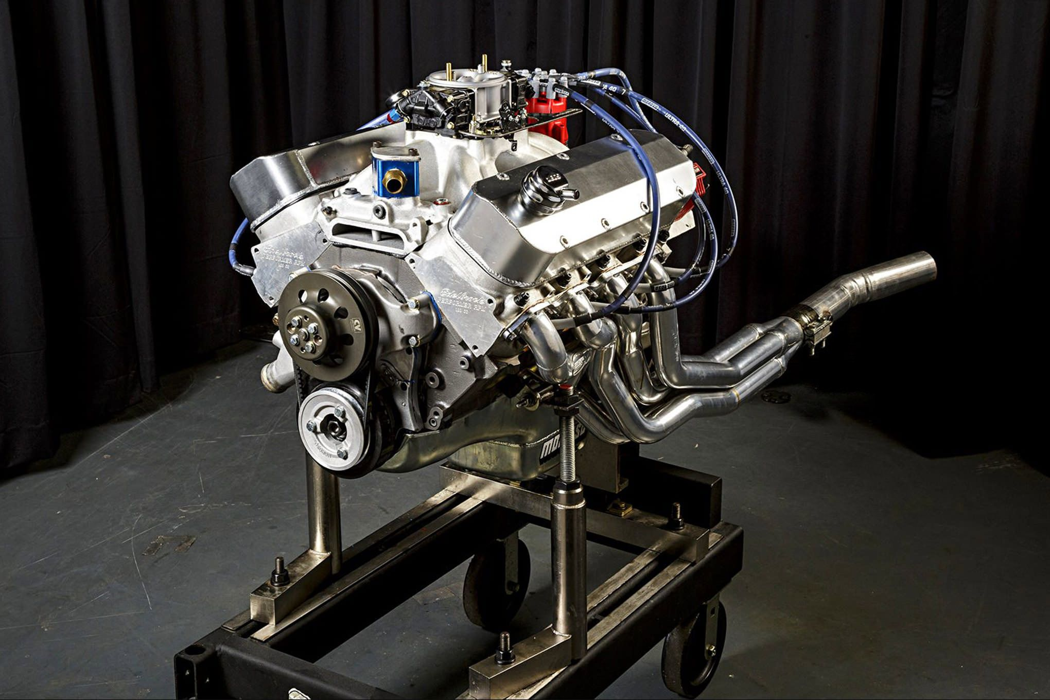 Joe Carroll Pulls Spec Puzzle Pieces Together At Engine Masters Challenge
