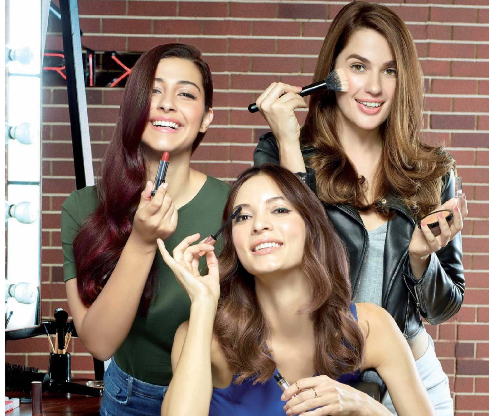 Matrix Launches The Hottest Looks With Its Hair Make Up Edit Collection 2019