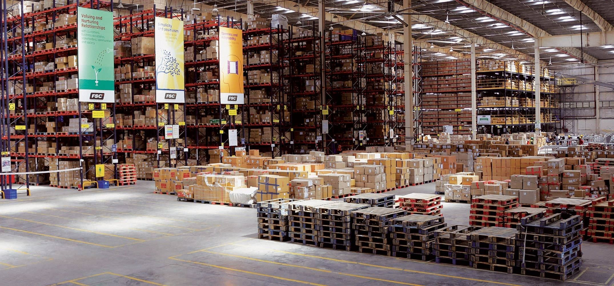 Robots And Automated Systems Are Transforming Warehousing