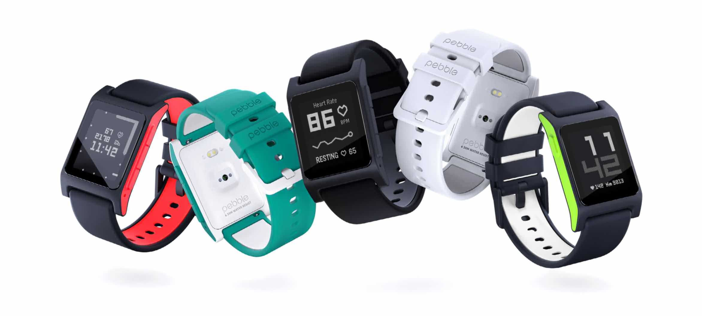 pebbles fitness smartwatch  potential