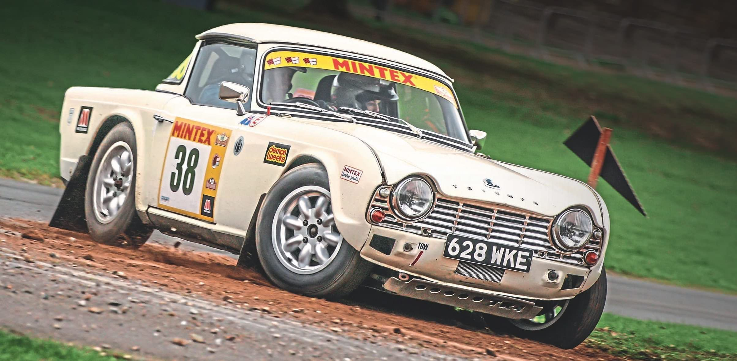 A Sideways Look At The Tr4