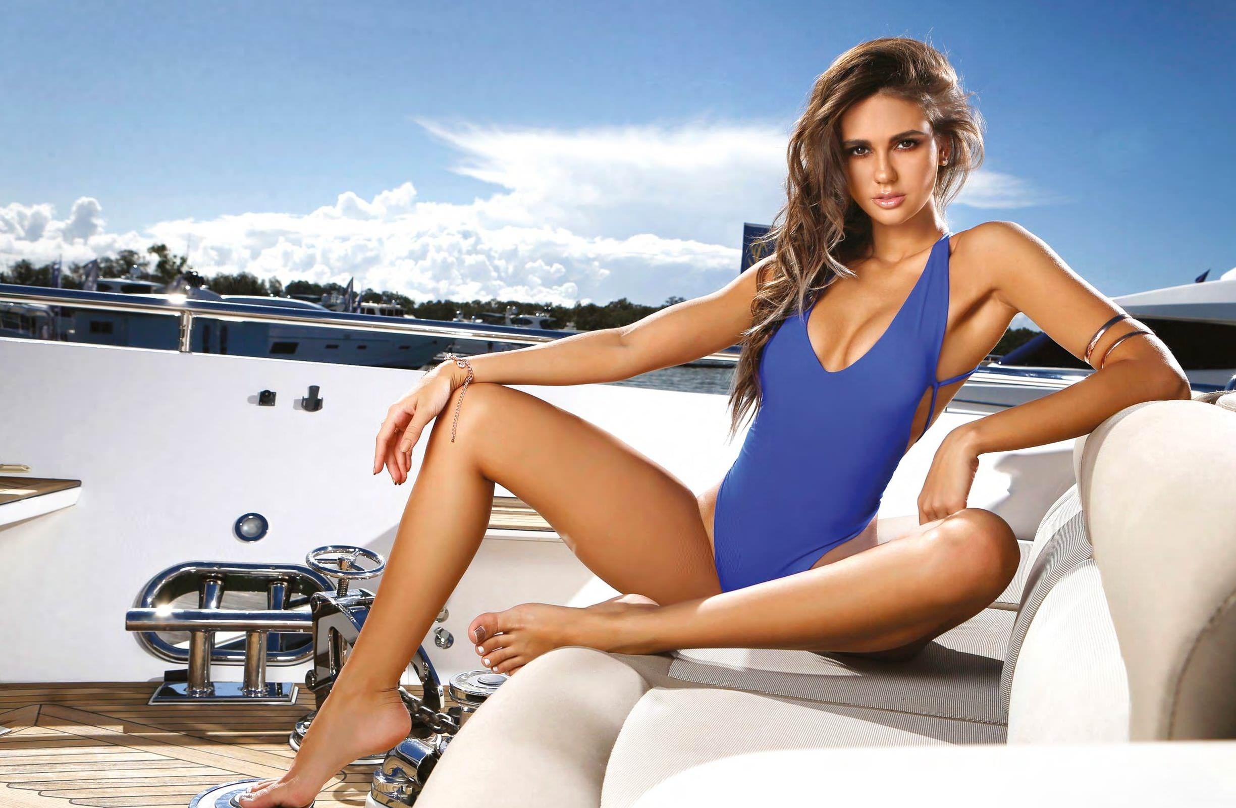 Bikini Yana Vozharovskaya nude photos 2019
