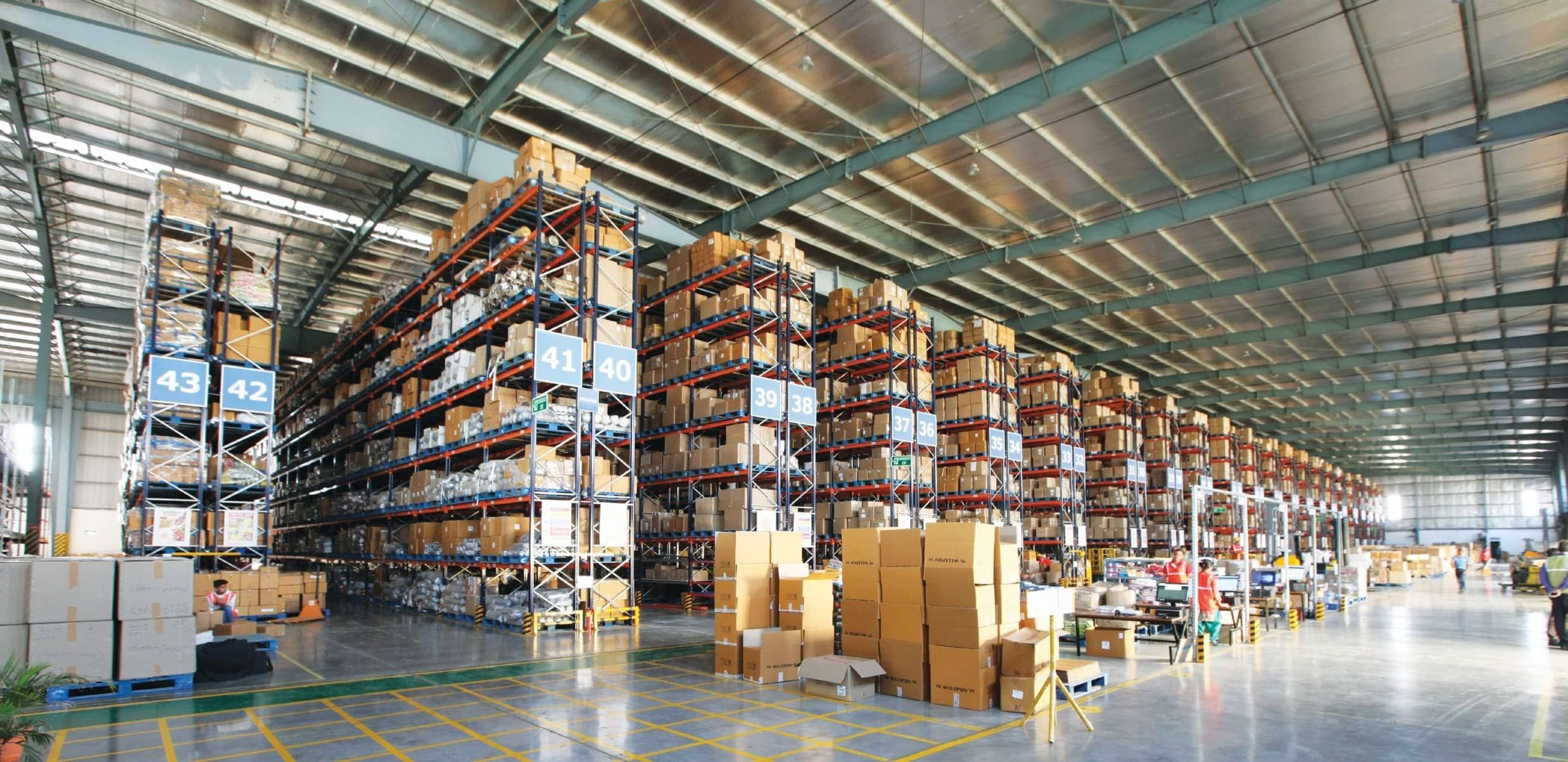IT Is Key To Warehousing Growth In India