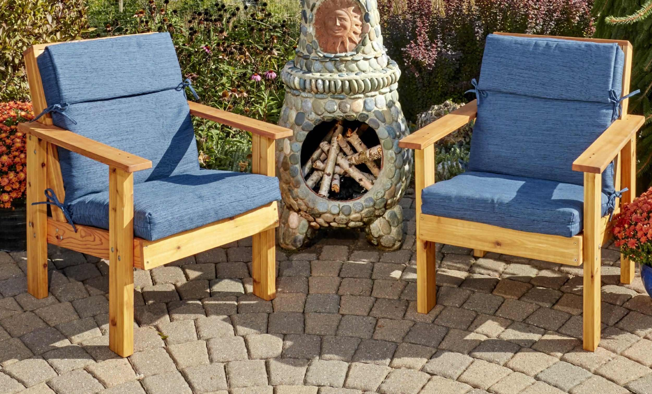 Lovely Perfect Patio Chairs