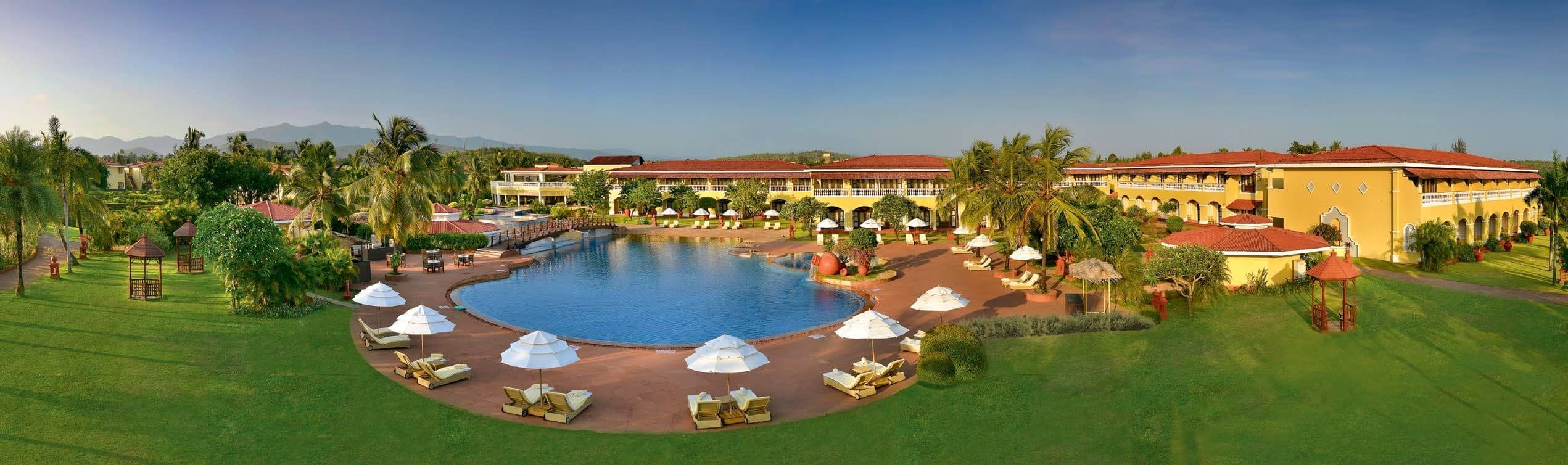 The LaLiT Golf Spa Resort