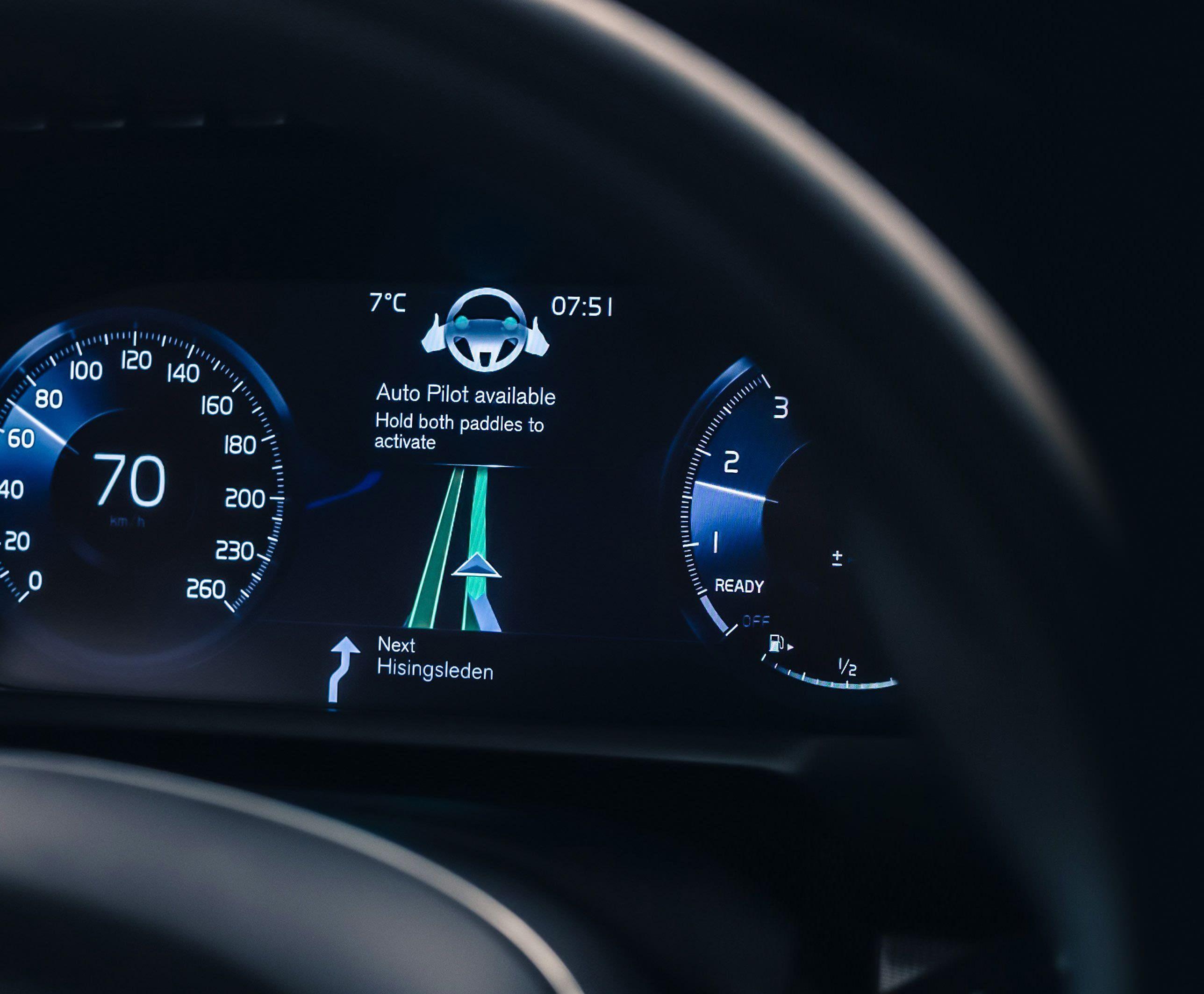 Ohio Turnpike May Soon See Self-Driving Testing
