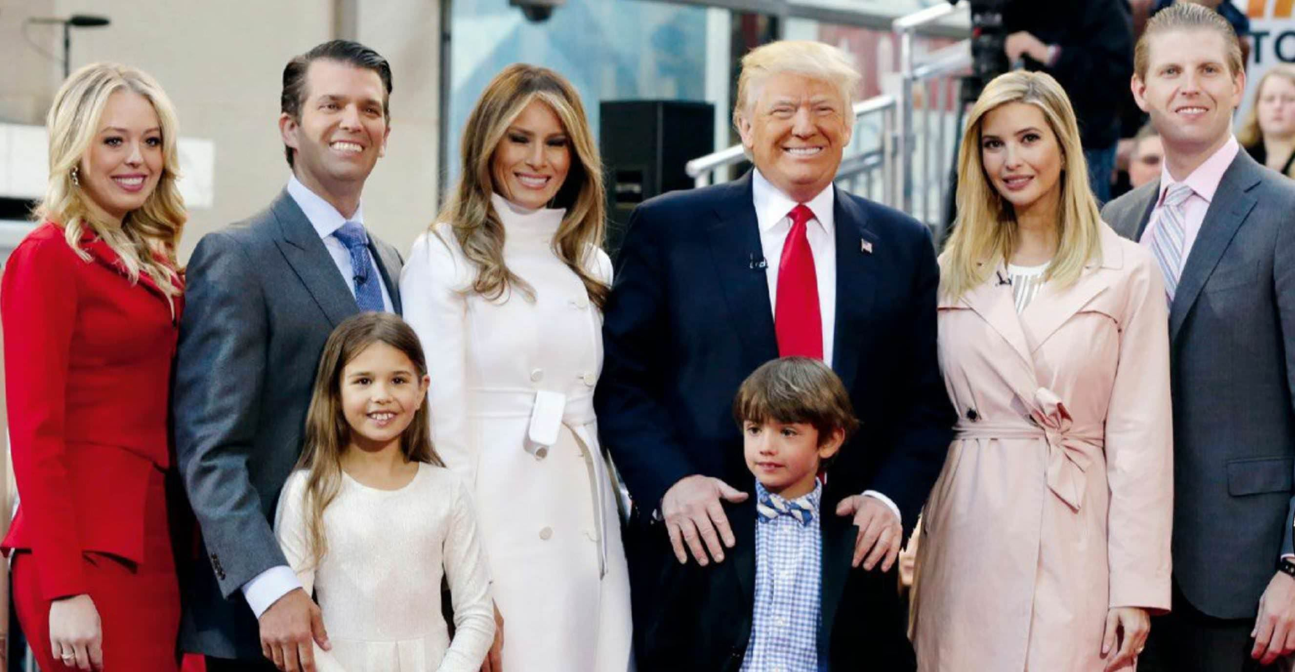 Trump Family Birthright Citizenship