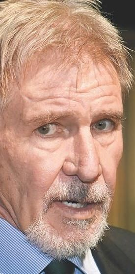Harrison Ford: Docs Brought Me Back From Dead