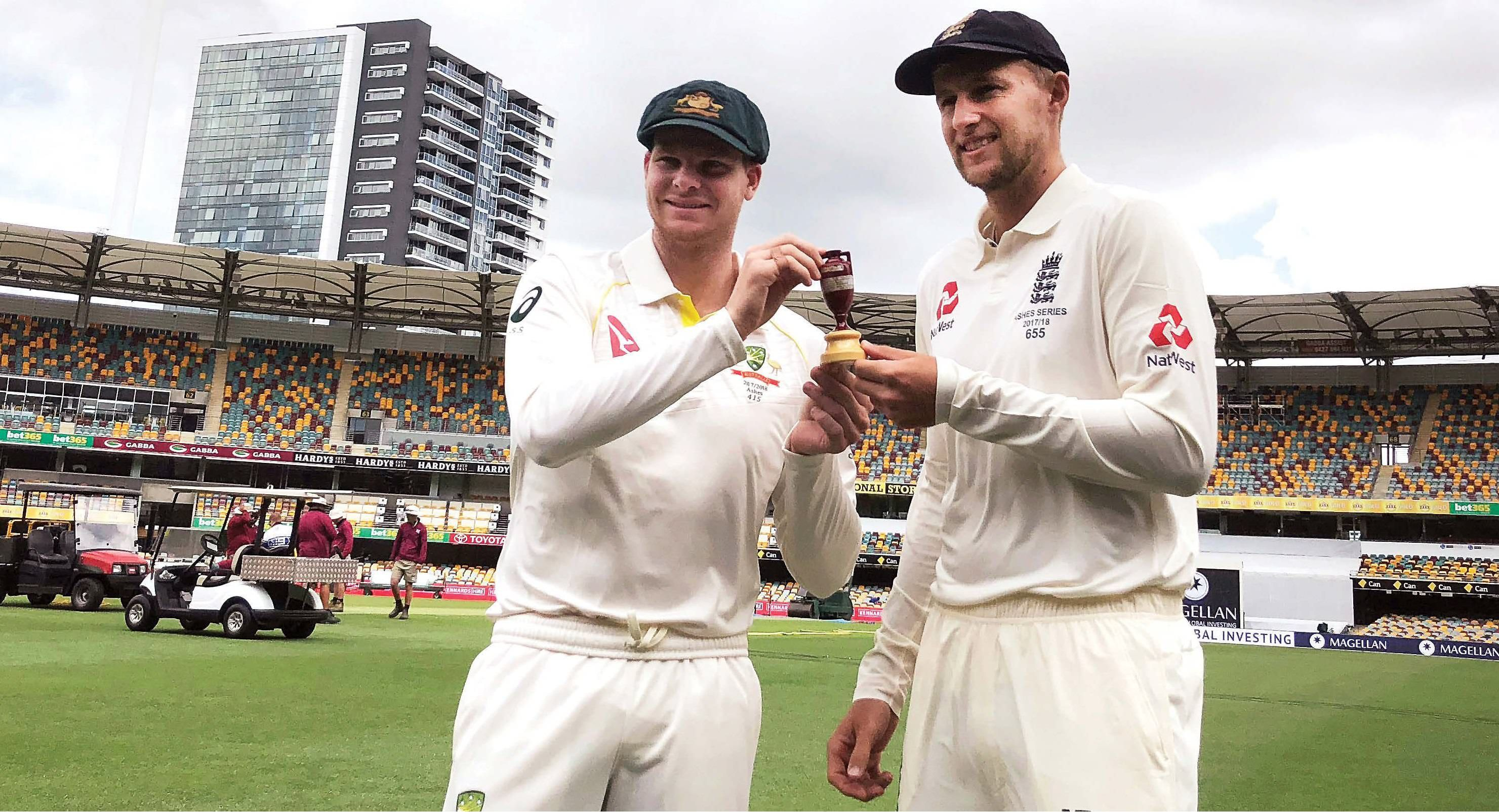 5 Reasons Why Ashes Is Mother Of All Rivalries