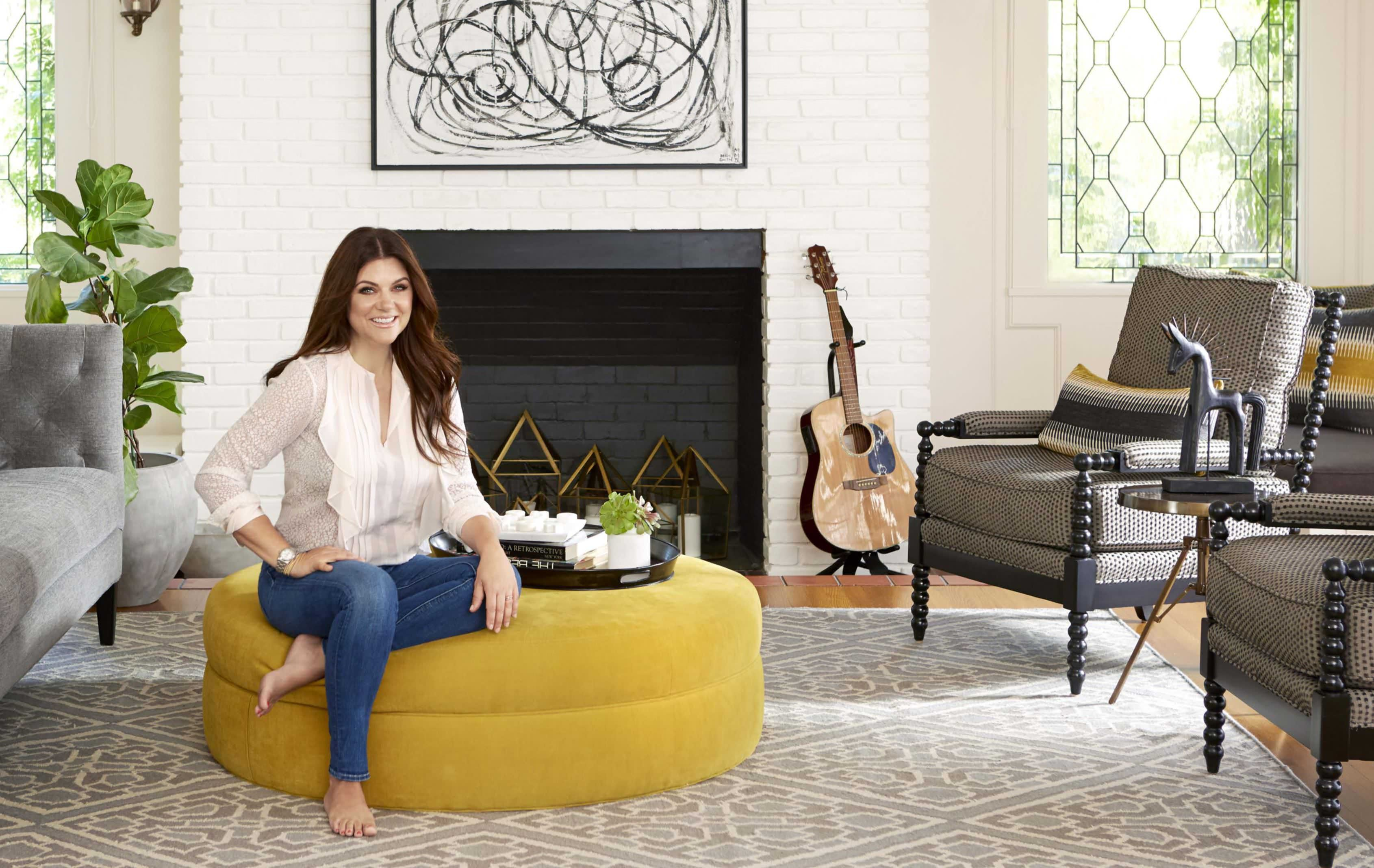 At Home WithTiffani Thiessen