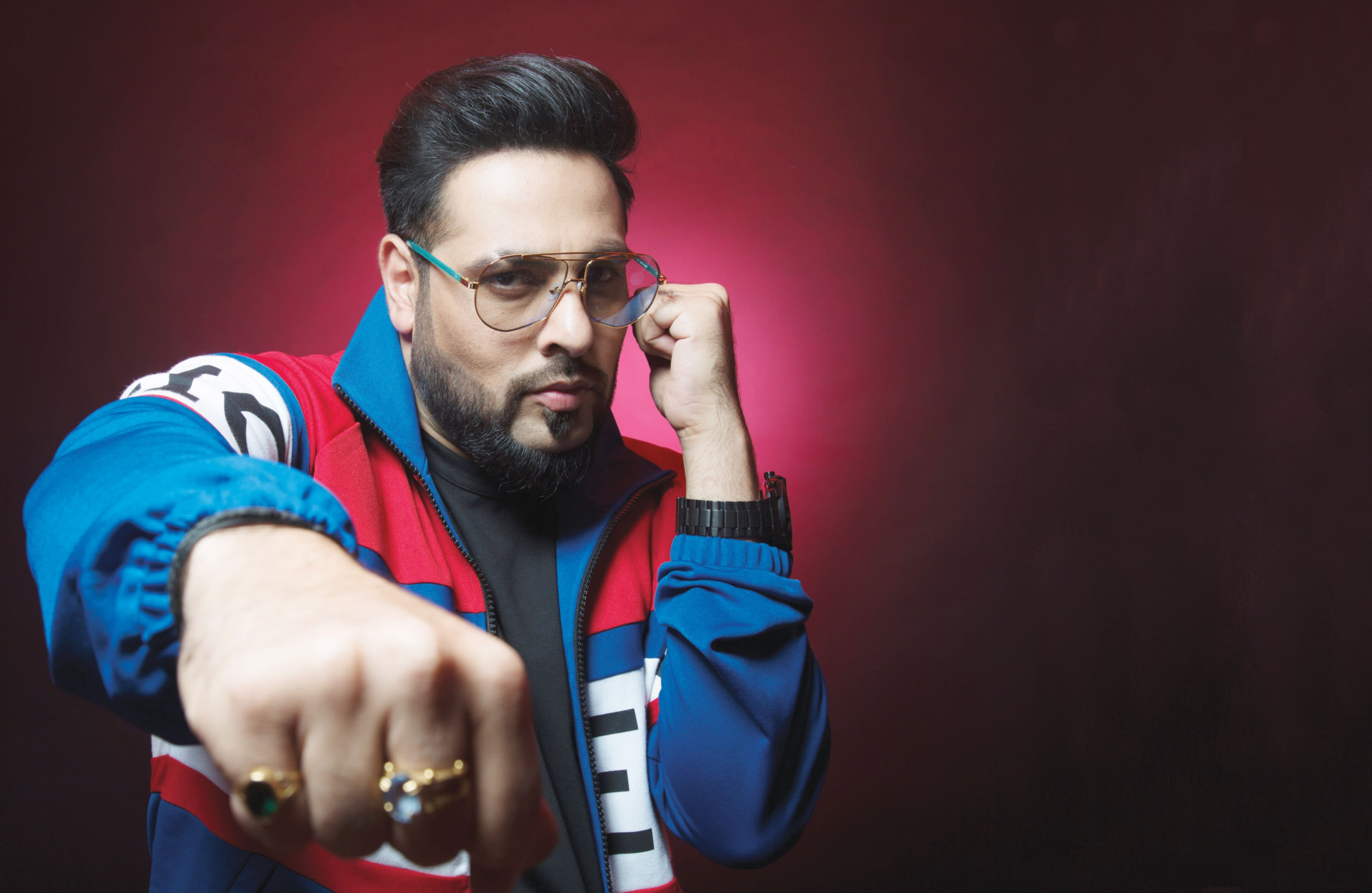 76c6d1ba5e85 Badshah - The King Of Bollywood Rap Music