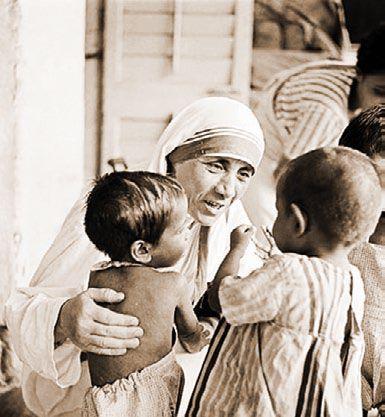 Mother Teresa - An Embodiment Of Love