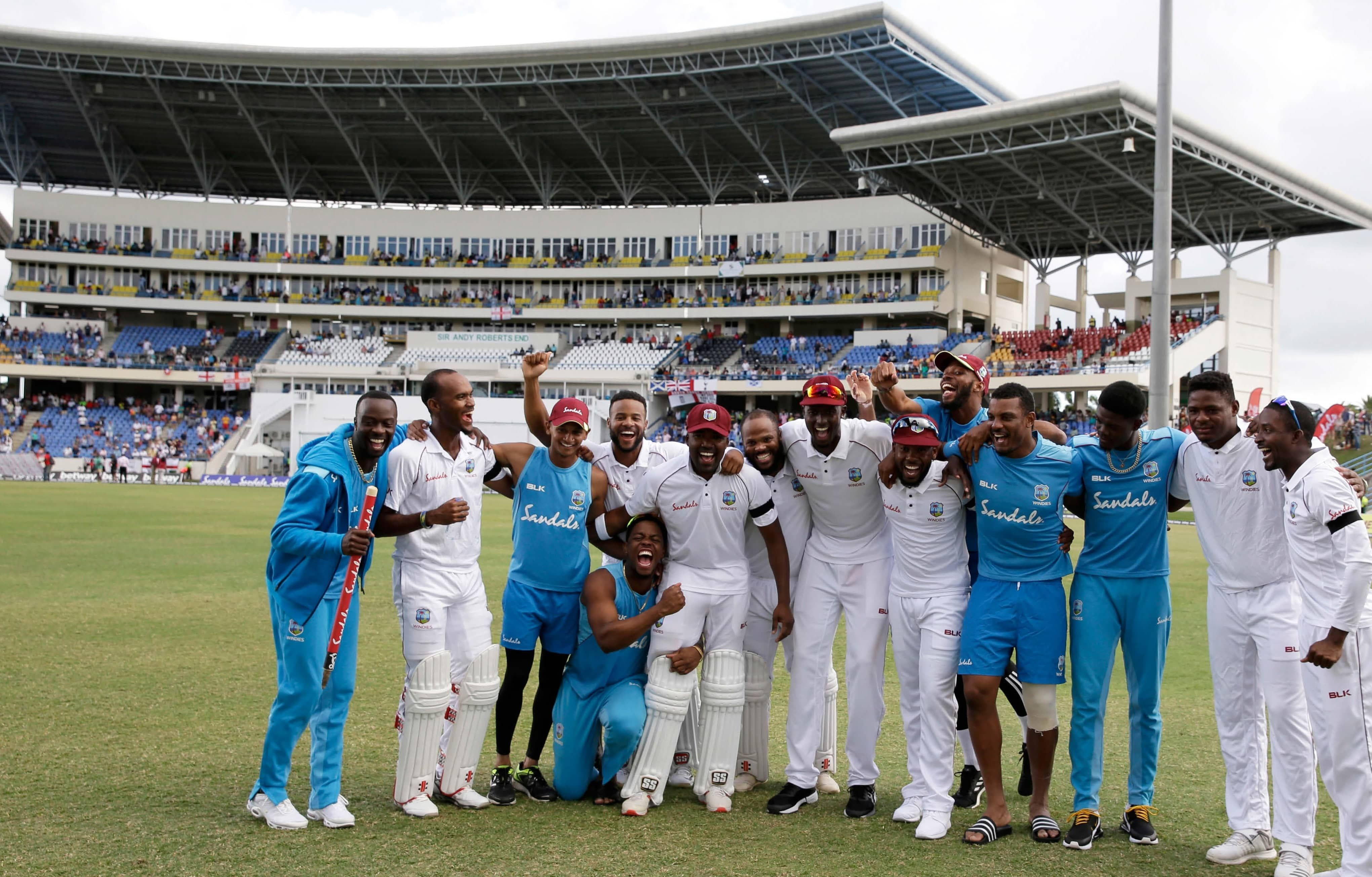 West Indies Makes US Fall In Love With Test Cricket Yet Again