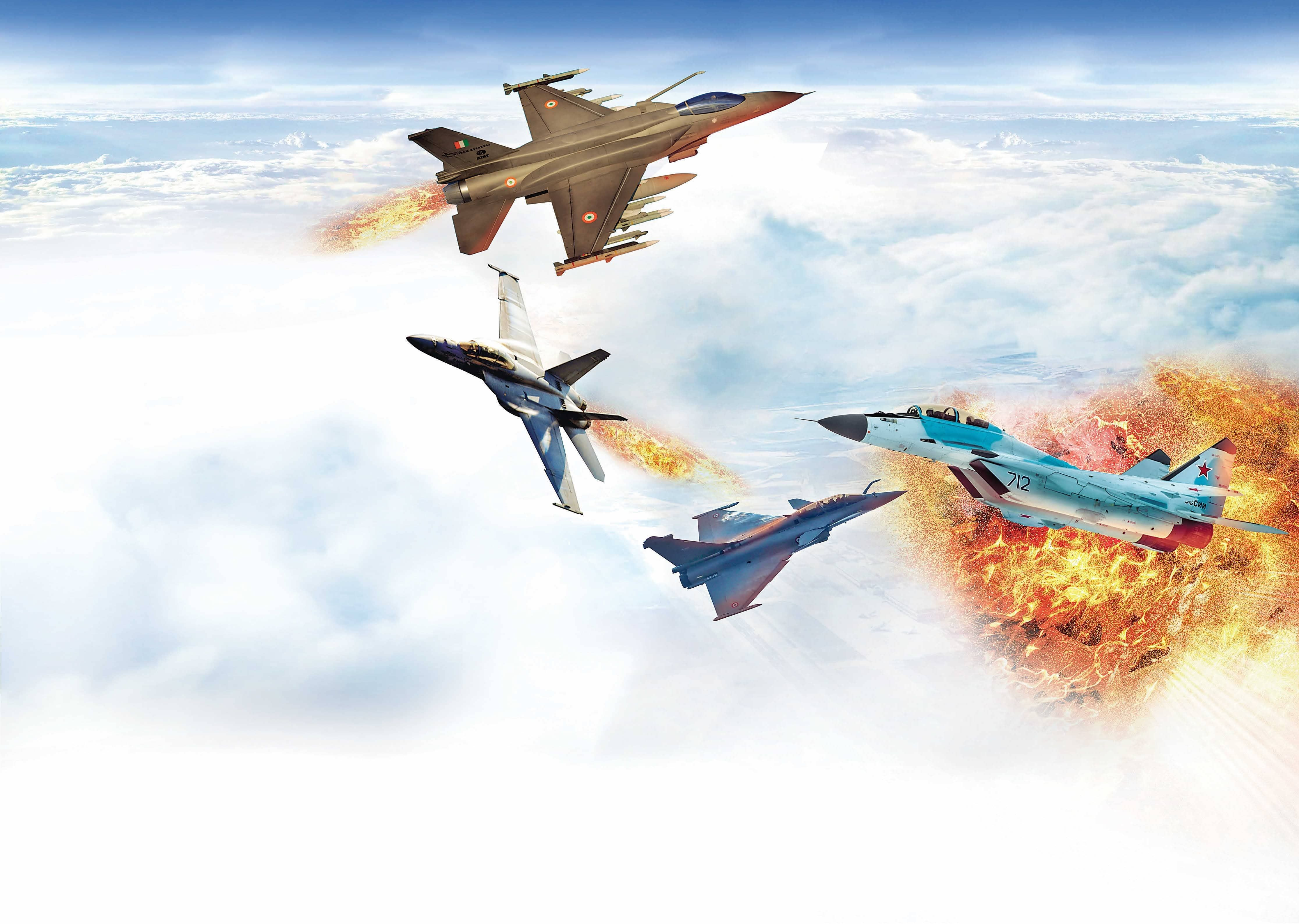 Defence Deals - MiG Downing F-16 Has The Russians Smiling