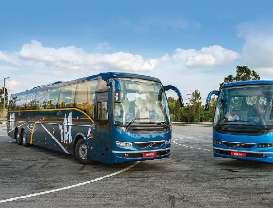 Volvo Buses Launches New 9400 Intercity Coach Range