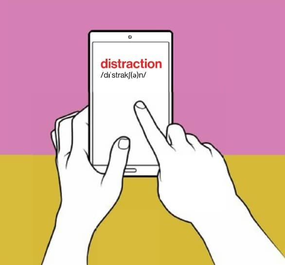 Thriving In A World Of Distraction