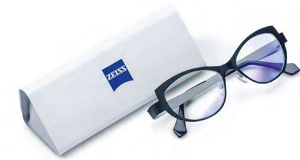Zeiss eyeglass