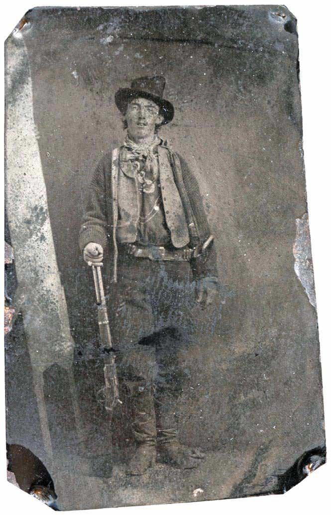 The Unwavering Enigma Of Billy The Kid