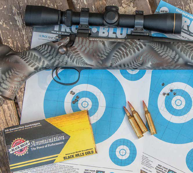 Black Hills Gold  243 Winchester Ammunition - Product Tests