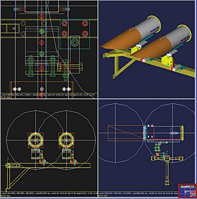 Creating Solid Geometry Using Brl Cad