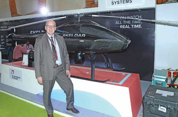 Before Long A Skeldar Will Be Produced In India